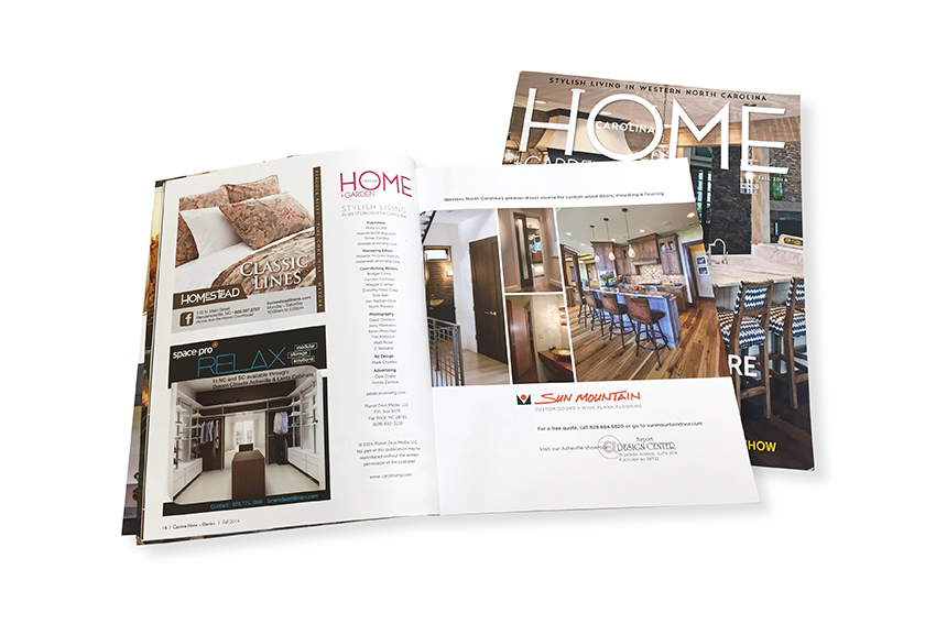 Carolina Home + Garden Magazine - Melissa Brock