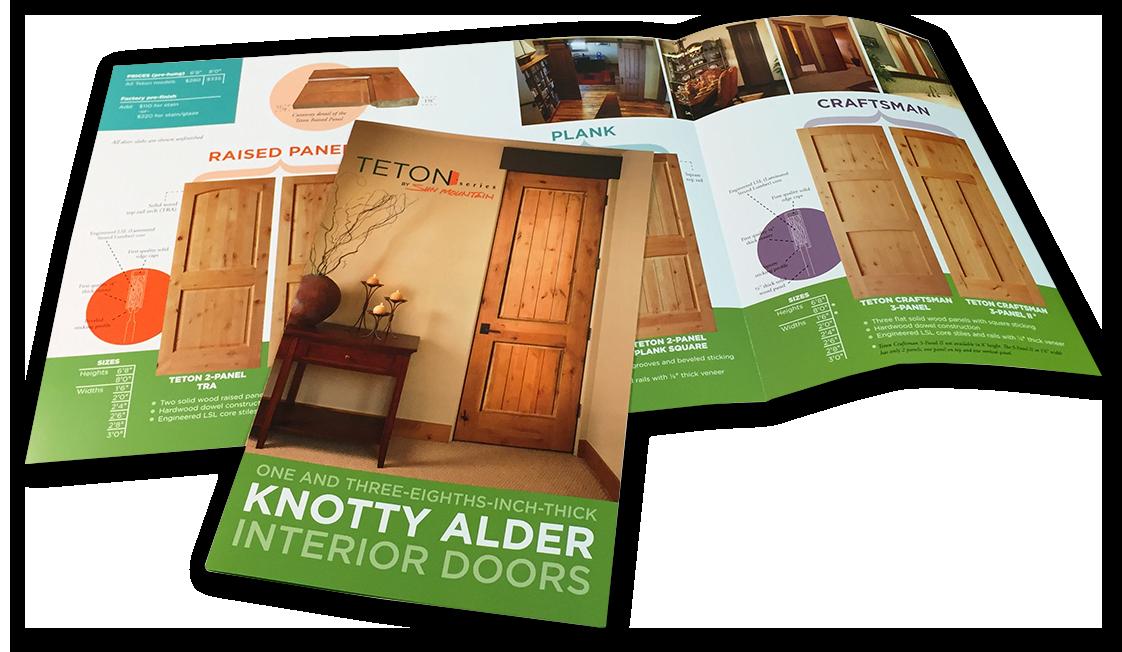 Teton Series Brochure