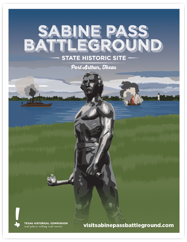 Sabine Pass Battleground