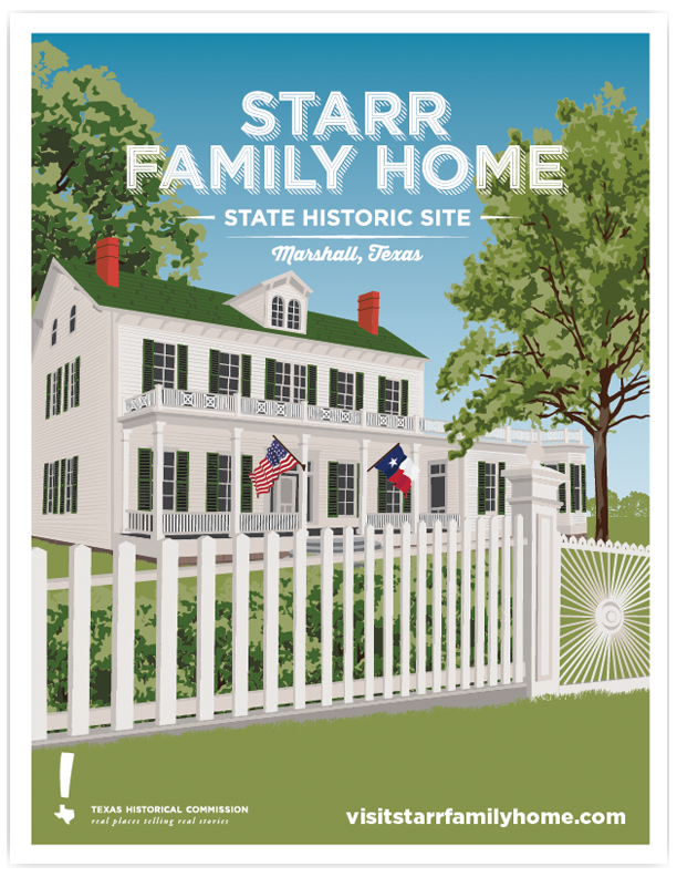 Starr Family Home