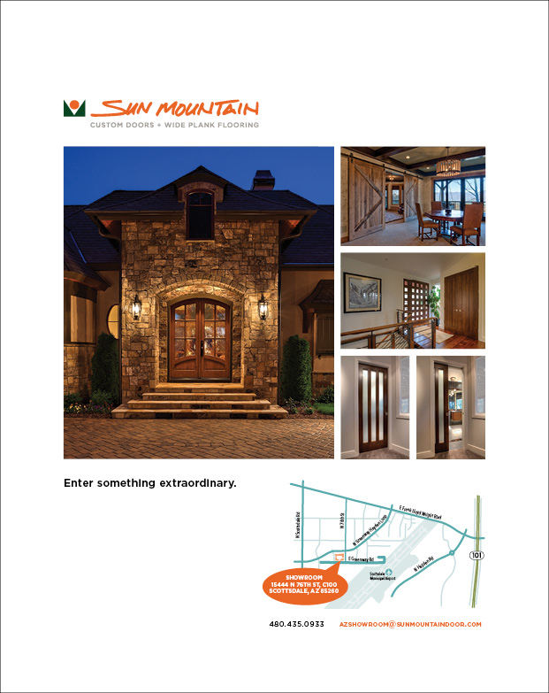 Arizona Residential Architects Ad